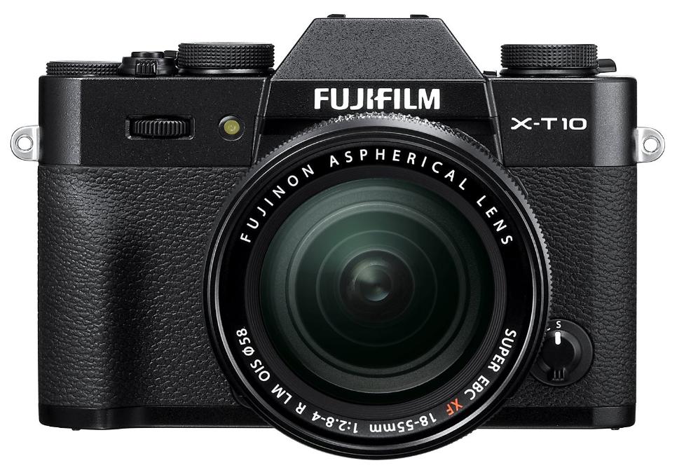 Fuji X-T10 Mirrorless Camera