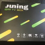 JUNING Android TV Box Quad Core Kodi Xbmc Root Media Player