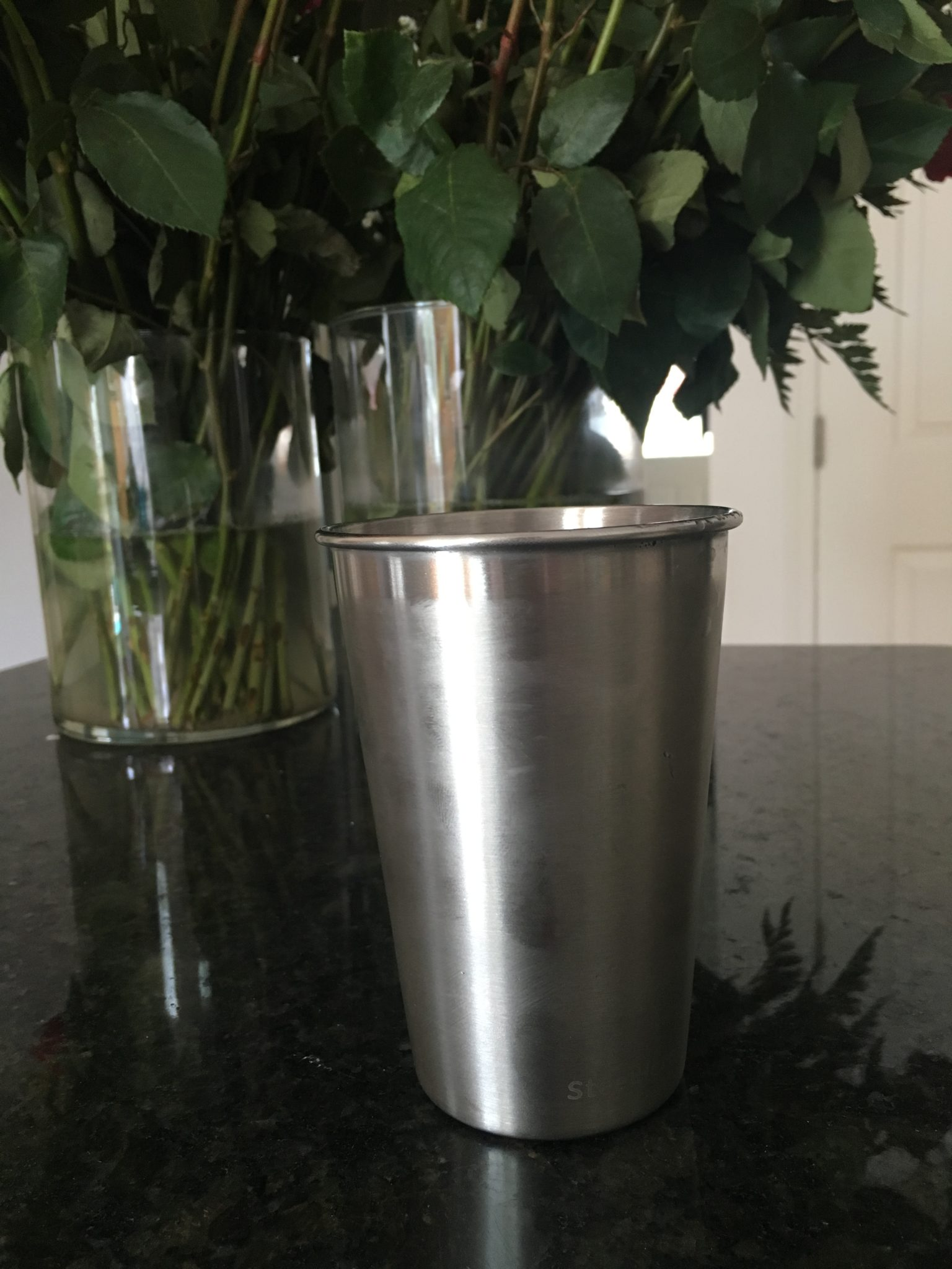 Stainless Drink Cups – Connect with your beverage!