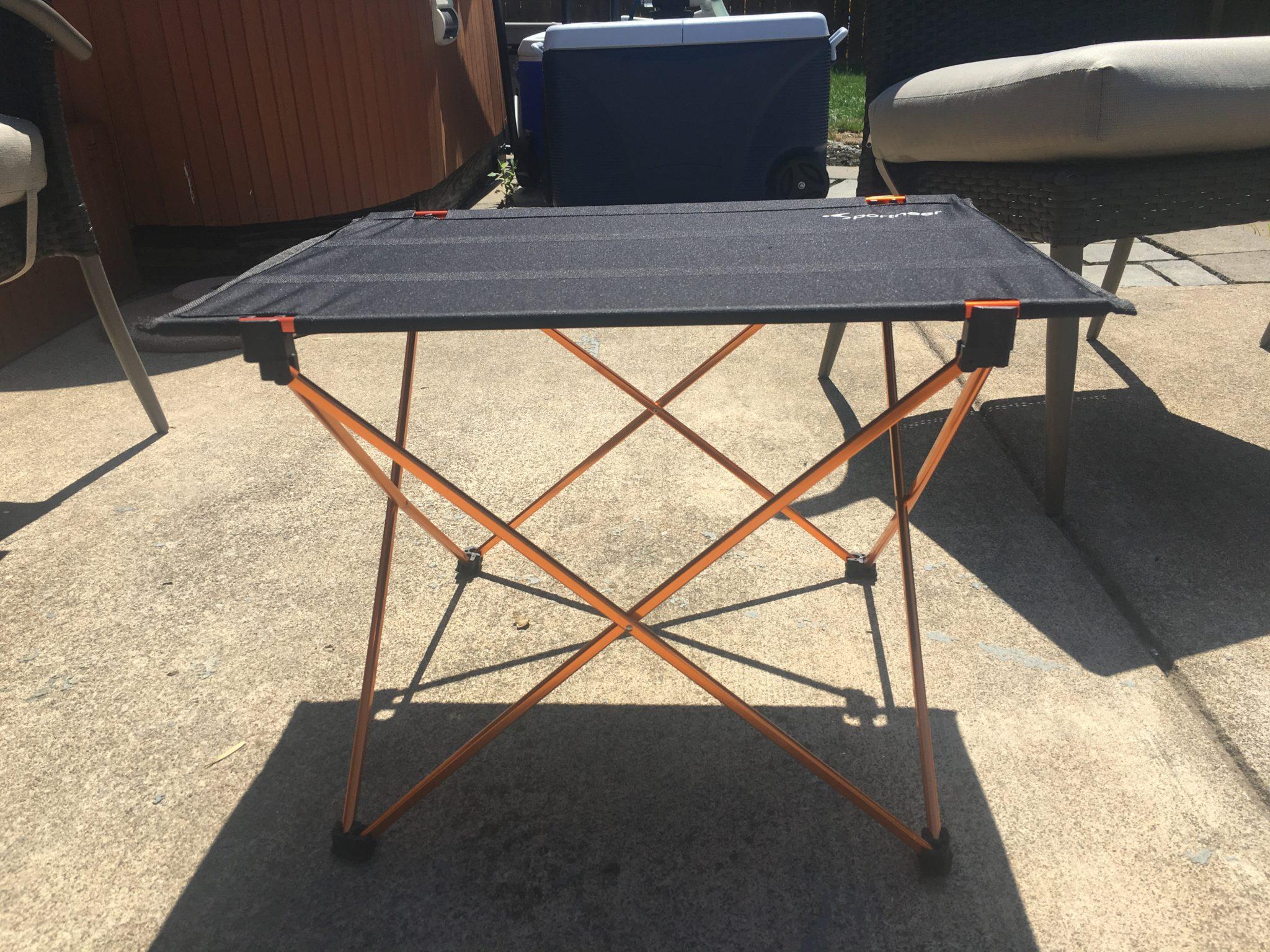 Portable Lightweight Folding Picnic Table
