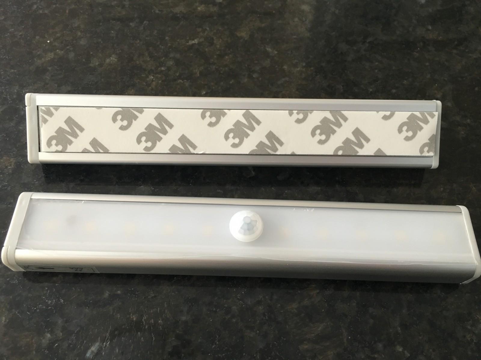 InnoGear Motion Sensor Closet 2 Pack LED Lights Stick On Magnetic