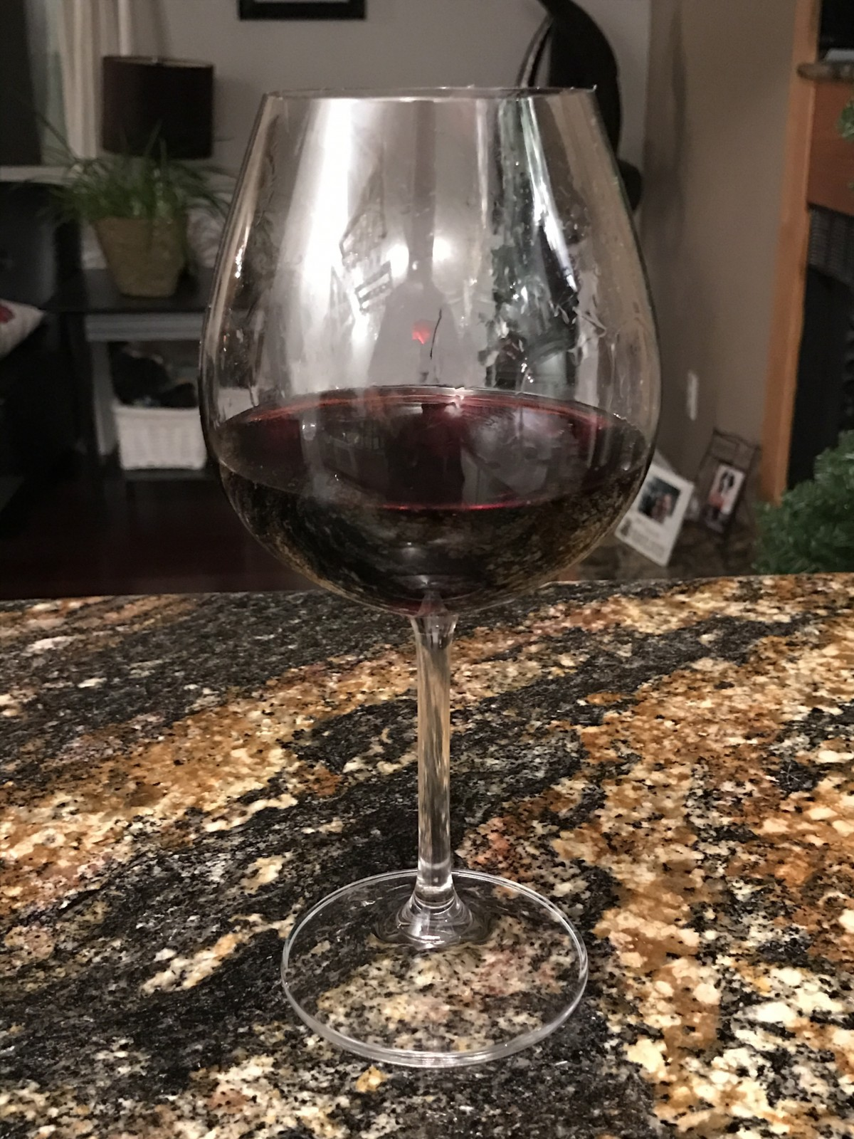 Lead Free Stemmed Red Wine Glasses