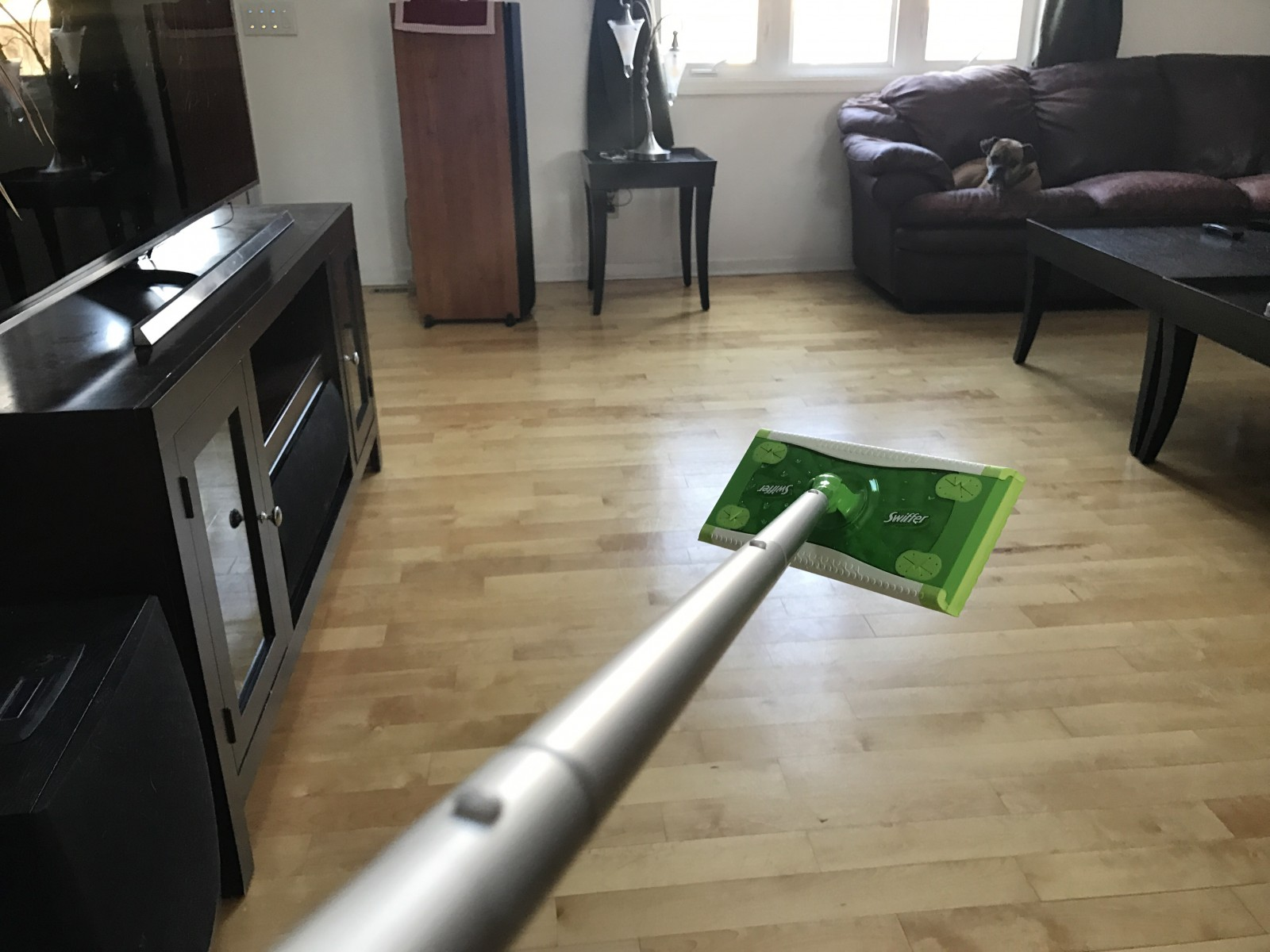 Swiffer Sweeper Dry Wet Review