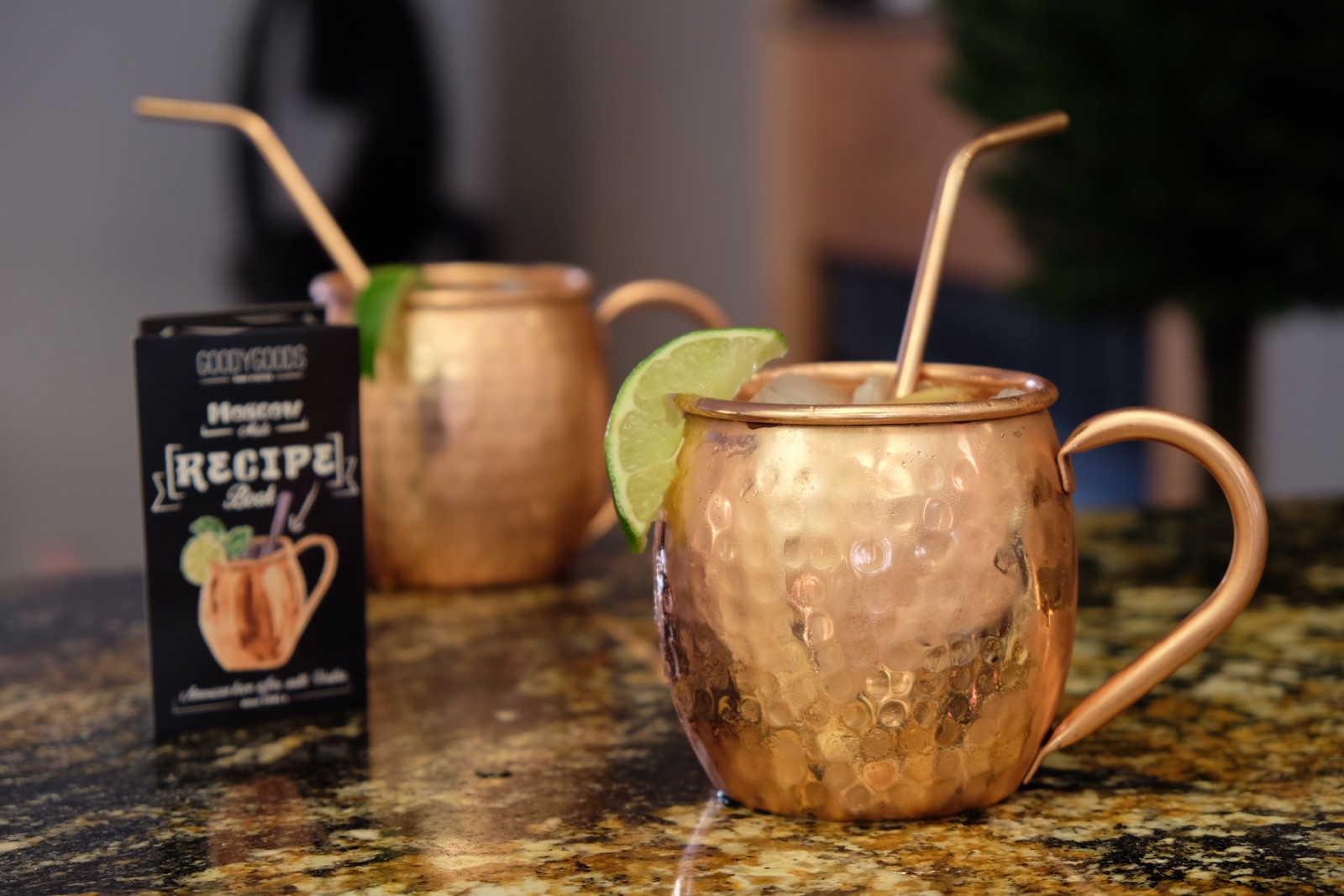The Perfect Moscow Mule – Copper Mugs