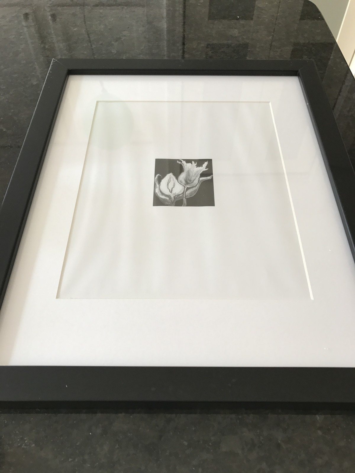 Classic Black 5×7 8×10 Picture Frame